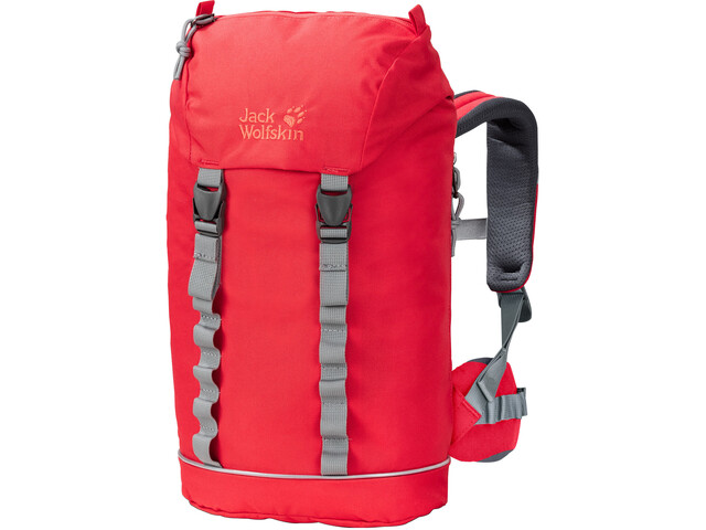 Jack Wolfskin Jungle Rygsæk Børn rød | Travel bags